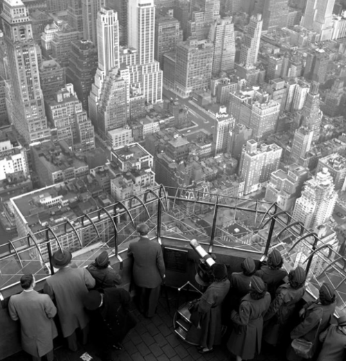 Picturesintheattic view from 102nd floor observation for 102nd floor of the empire state building