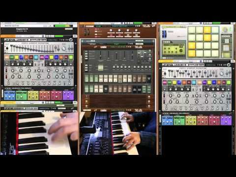 JPS Harmonic Synthesizer – The Sound Of Jarre's 'Oxygene' – Gets Virtualized » Synthtopia