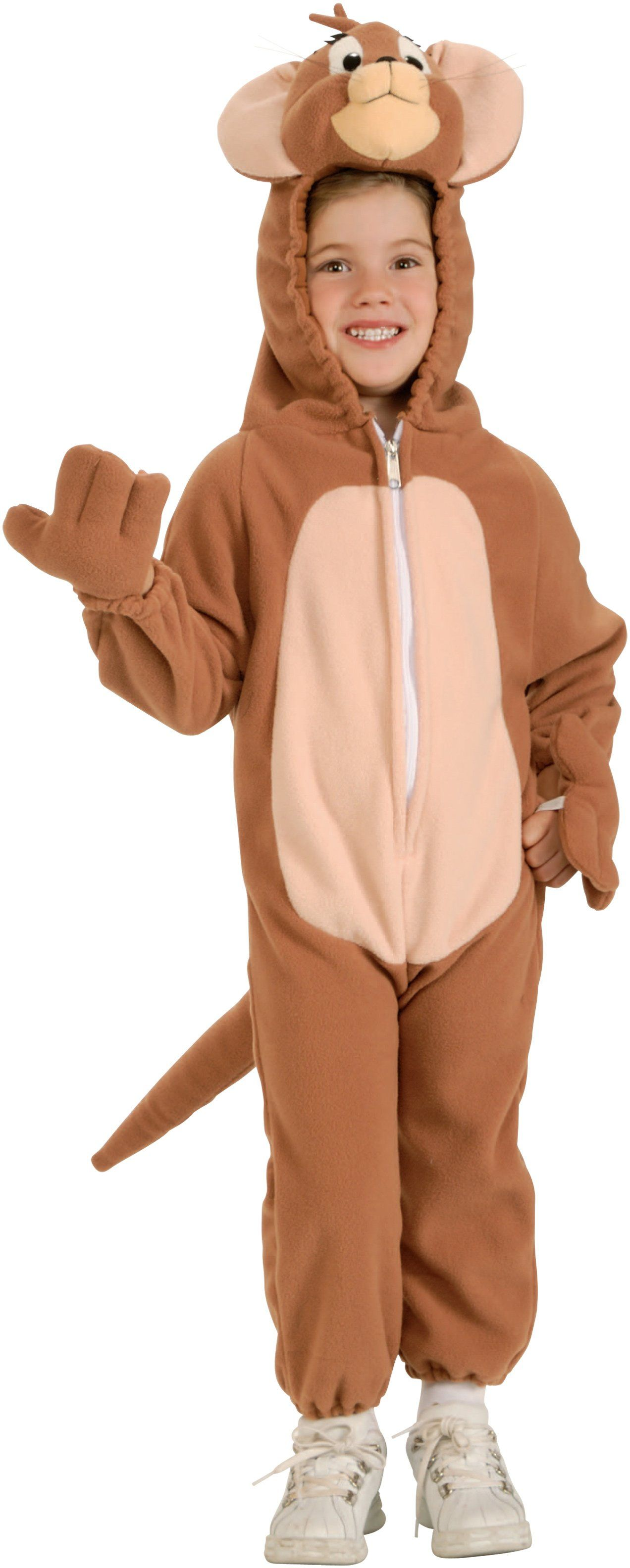 Found Micahu0027s next costume. Mouse CostumeKid ...  sc 1 st  Pinterest & Tom u0026 Jerry - Jerry Toddler / Child Costume | Costumes Children ...
