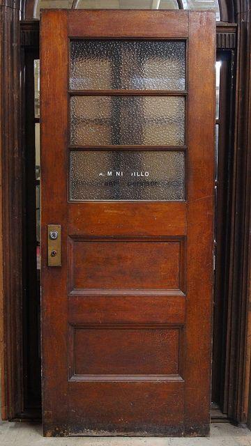 Interior Door 1884 Sold By The Door Store Via Flickr Doors Entrance Ways Interior