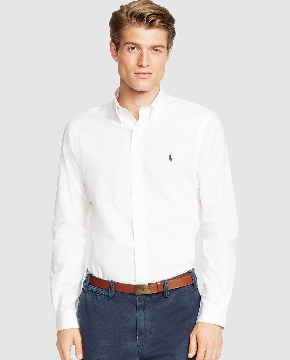 eea1a52ba79a5 Camisa Regular de hombre · Polo Ralph Lauren · Moda · El Corte Inglés