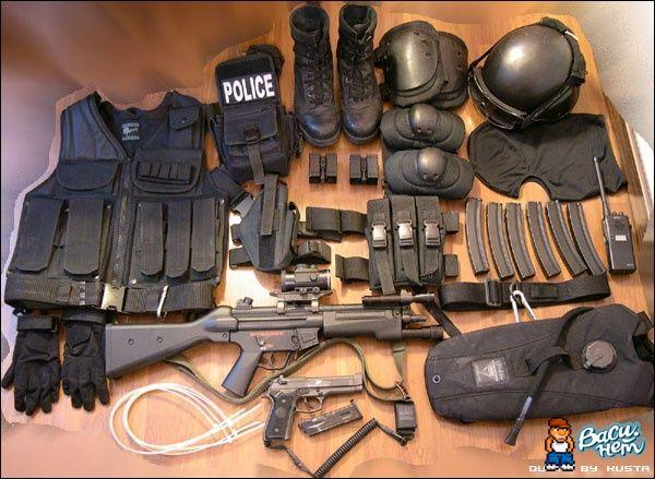 Васи.нет > Специальные подразделения полиции США S.W.A.T ...