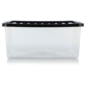 Buy ASDA Clear Storage Box and Lid 45L from our Storage range