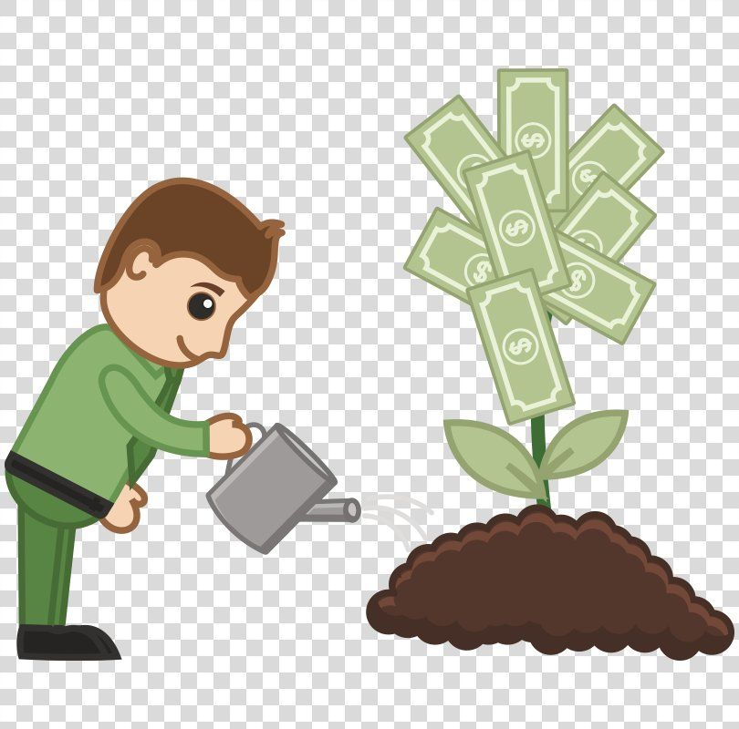 Money Investment Cartoon Money Tree Png Money Cartoon Drawing Fictional Character Human Behavior Investing Money Cartoon Money Trees