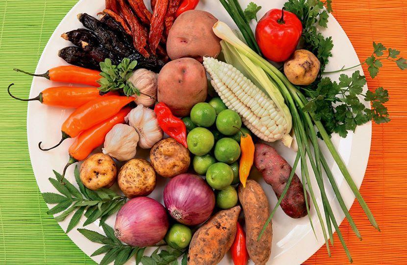 Alimentos y productos orgánicos, lo mejor para estar saludable.