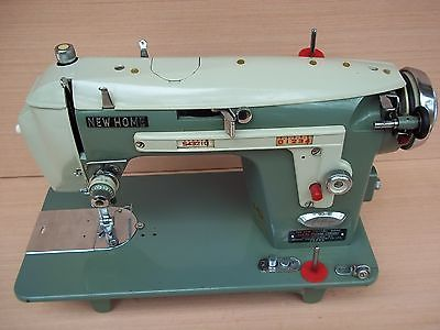 This Janome New Home 40 Model Sewing Machine Is A Regularfull Sized Custom How To Thread A New Home Sewing Machine