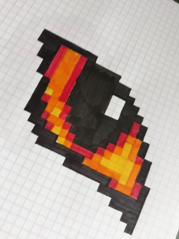 Risunki V Kletochku Drawingsideasdragon Pixel Art Pattern Graph Paper Art Pixel Art