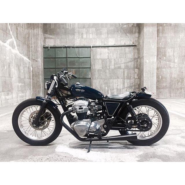 Heiwamotorcycle 平和モーターサイクル Motorcycle W400 W650 W800