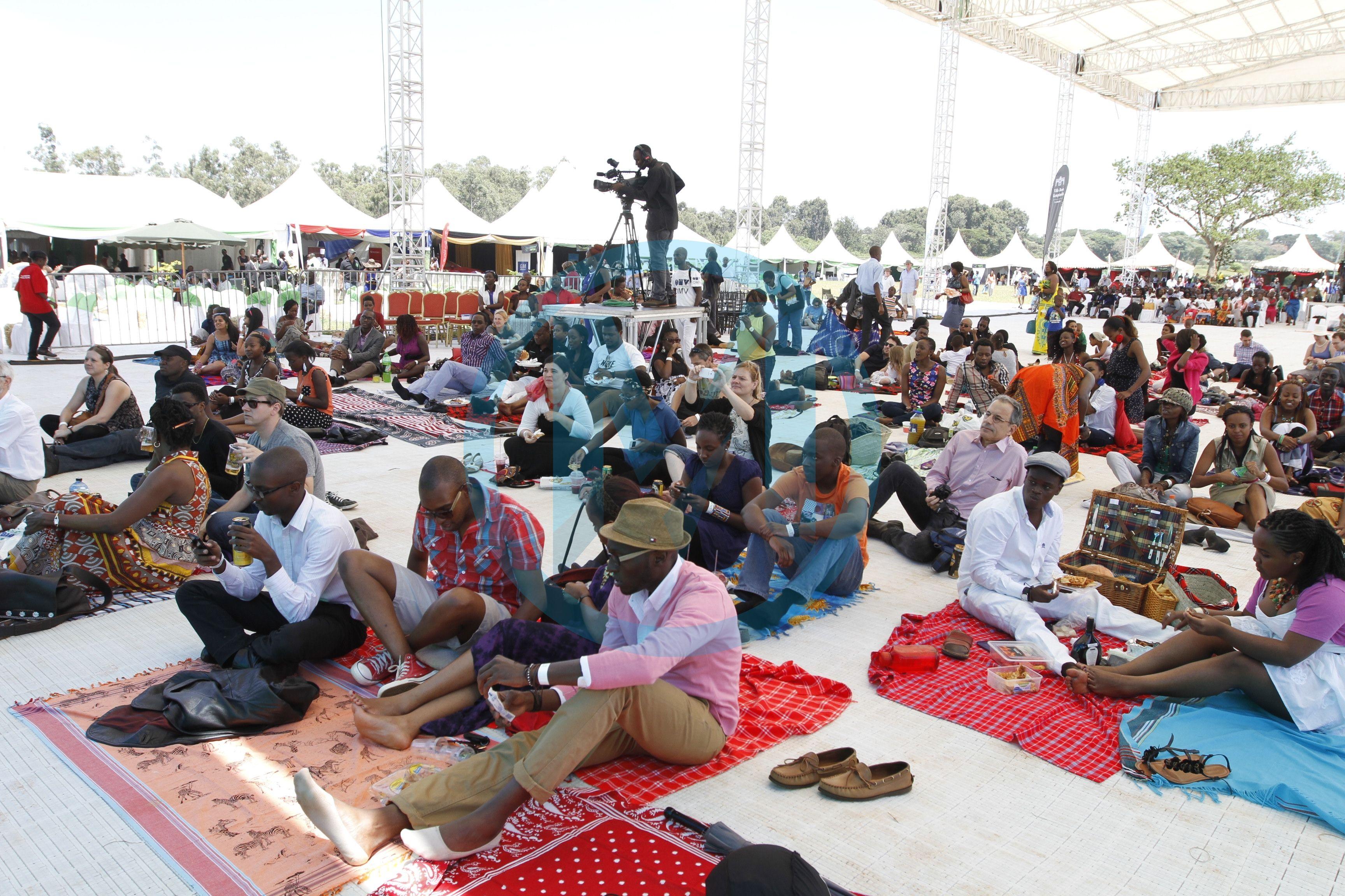 Safaricom international Jazz festival 2014 - Powered by Mosound Events