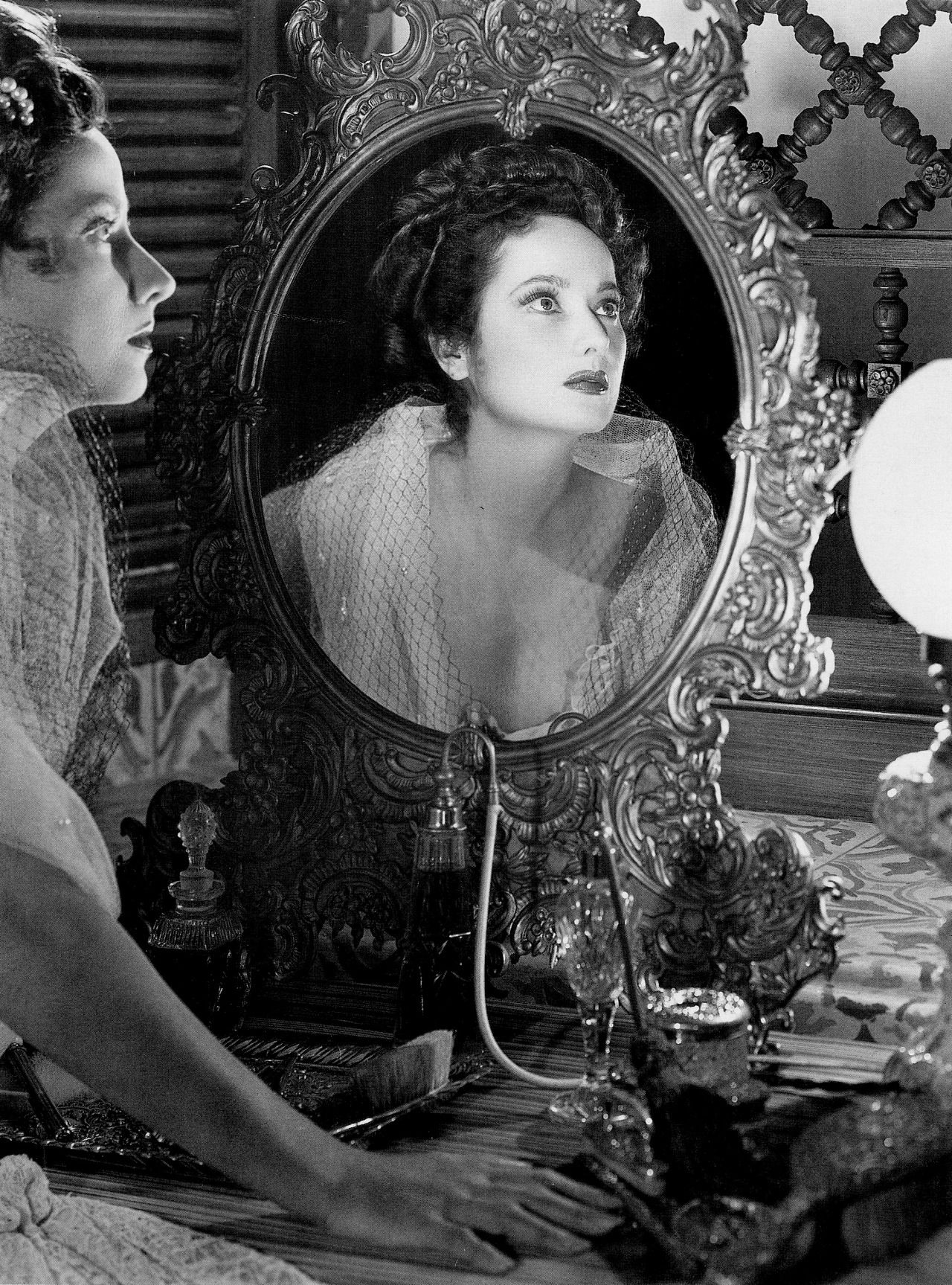 """ladybegood: """"Merle Oberon in a publicity photo for ..."""