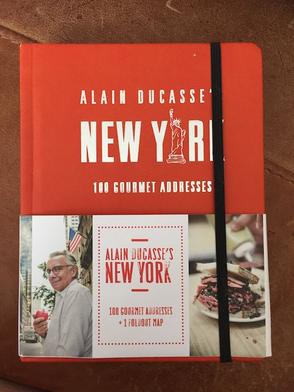 Win a copy of Alain Ducasse's New York