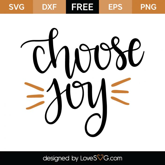 Download Choose Joy | Choose joy, Cricut, Joy