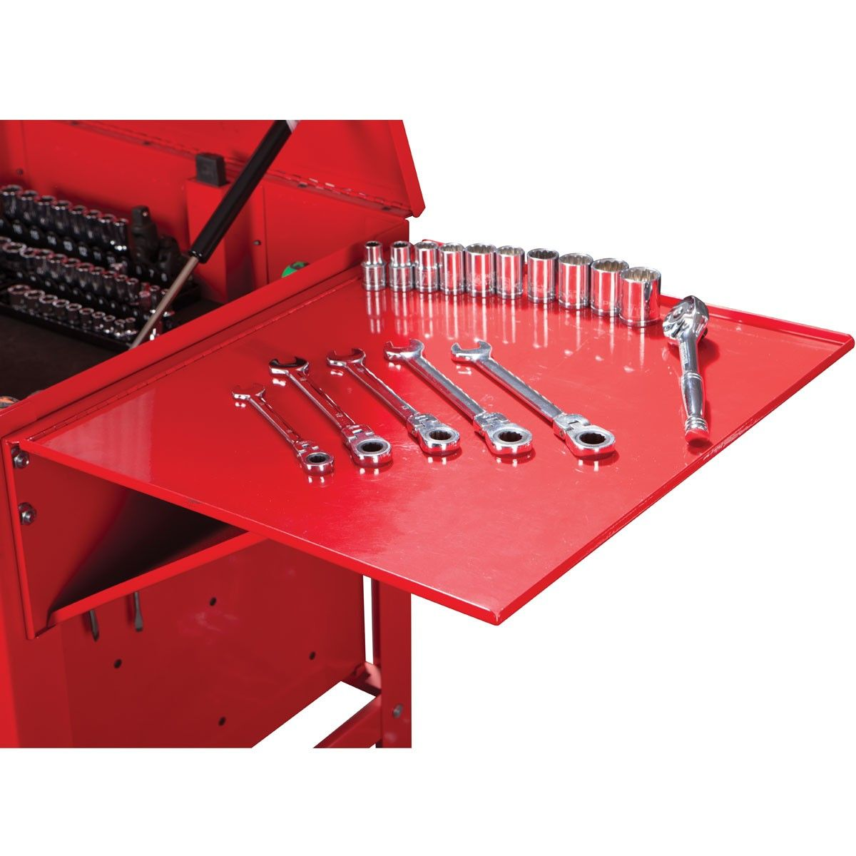 Tool Cart Folding Side Tray   Trays and Tool storage