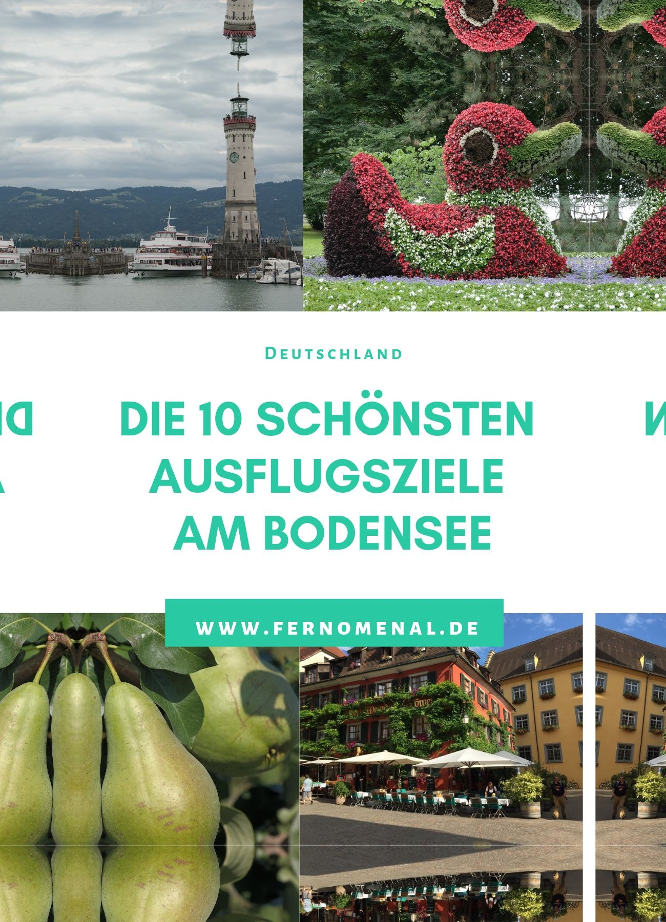 Photo of The 10 most beautiful destinations on Lake Constance and the surrounding area. H…