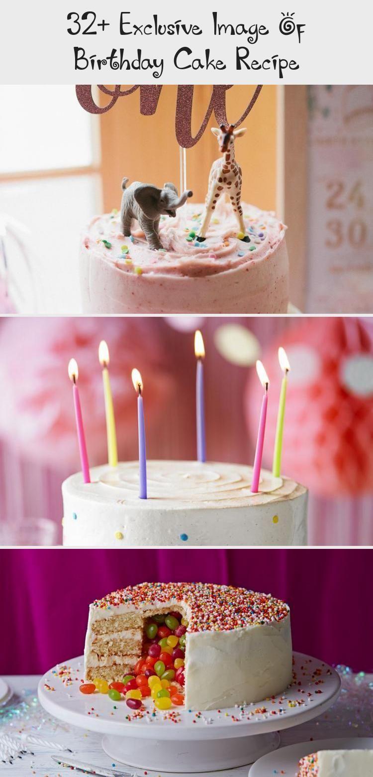 Photo of 32+ Exklusives Bild von Geburtstagstorte Rezept Geburtstagstorte Rezept Überras…