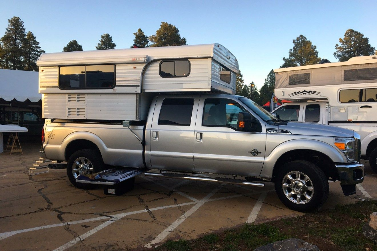 Top 10 4x4 Truck Campers of the 2017 Overland Expo | Truck
