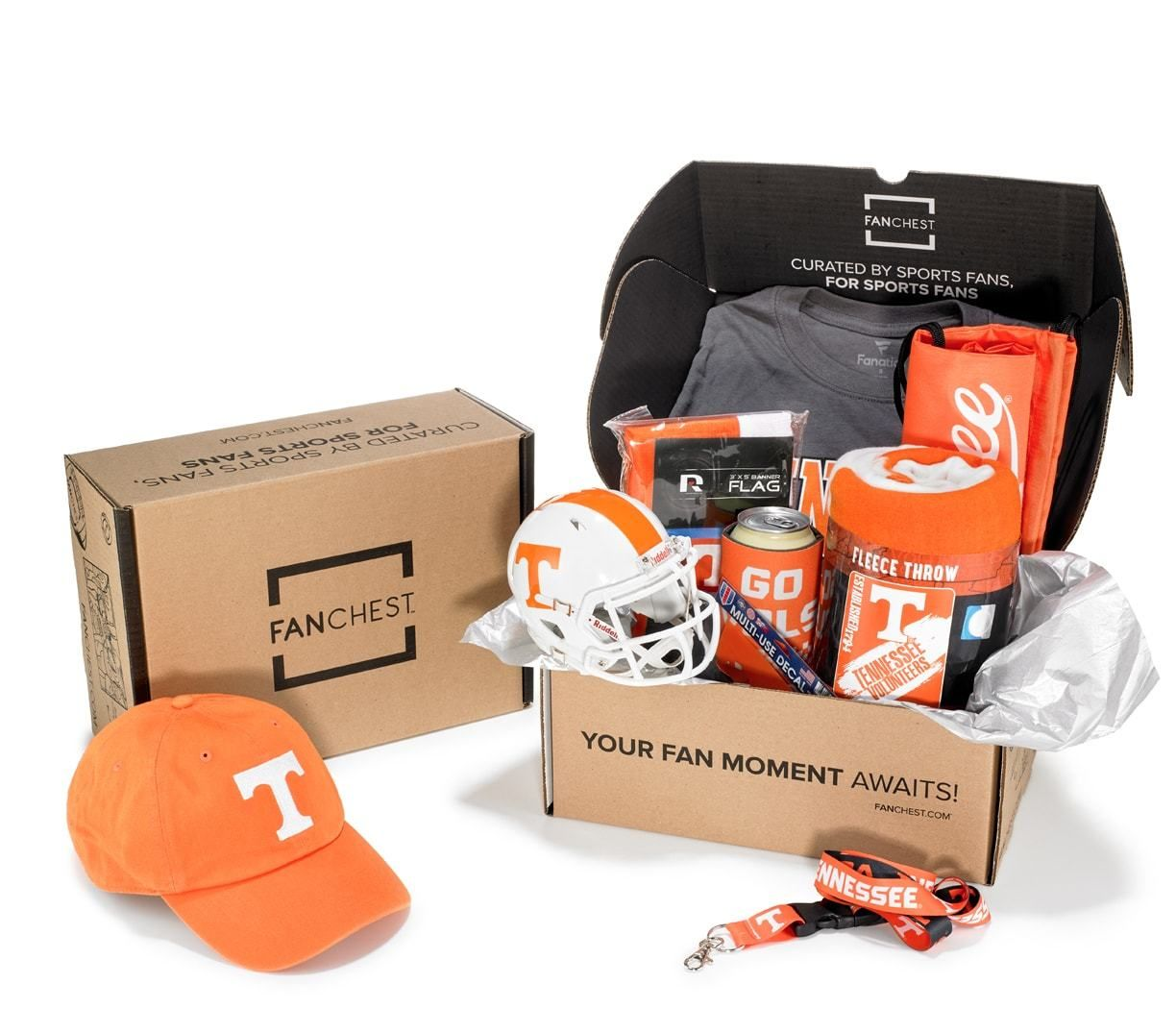 Tennessee Volunteers Fanchest Deluxe Coffee Gifts Coffee Gift Baskets Fanchest