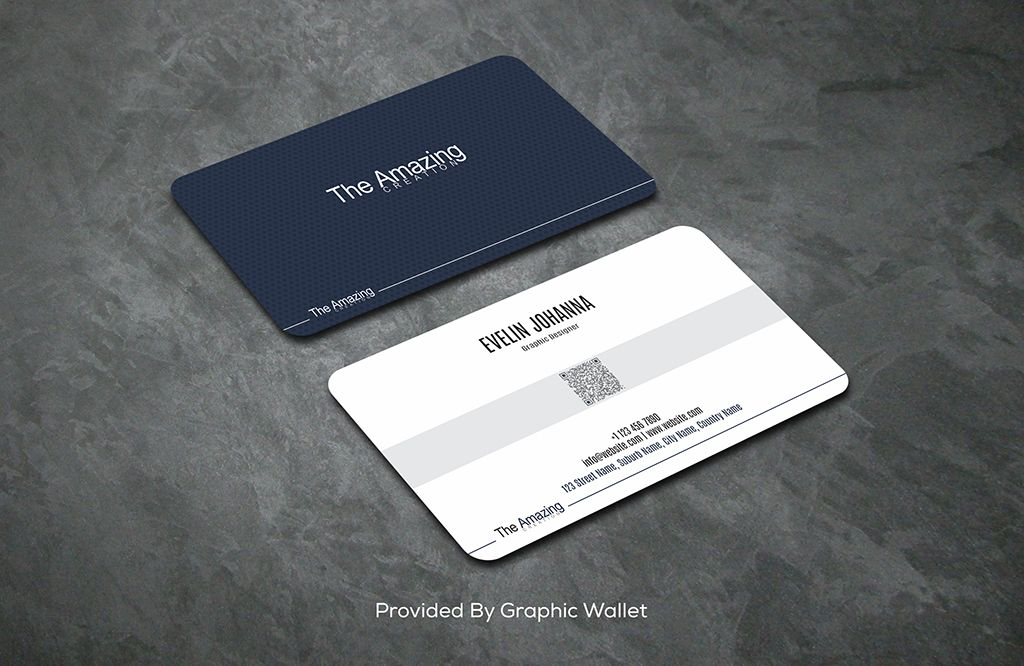Rounded Corner Business Card Mockup Psd Free Download Free Business Card Mockup Business Card Mock Up Business Cards Mockup Psd