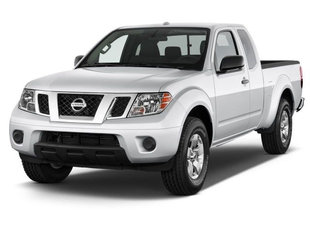 2014 Nissan Frontier Factory Service Repair Manual PDF Trucks and
