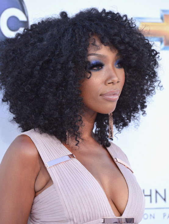 New Hair Styles For Black Woman   Blonde Hairstyles