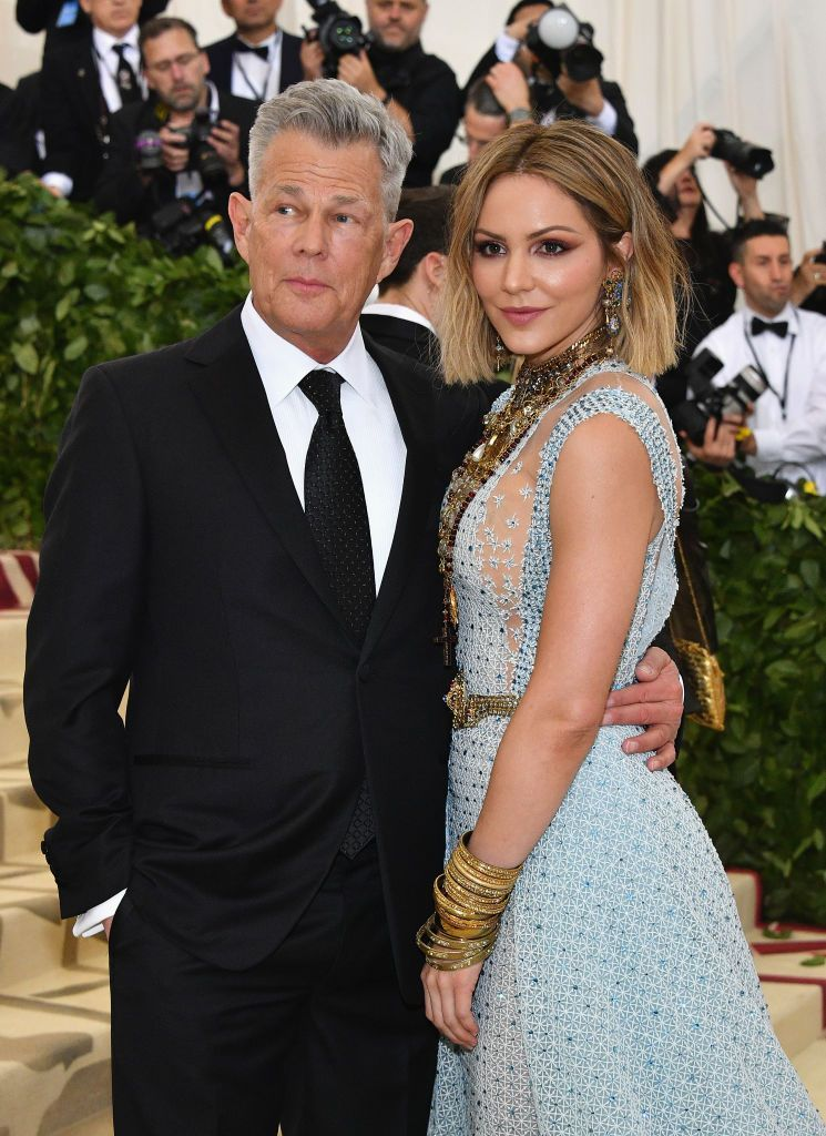 Katharine Mcphee 34 And David Foster 68 Reportedly Want To Have Kids Is That Even Possible Katharine Mcphee The Fosters David