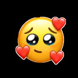 Popular And Trending Emoji Stickers On Picsart Emoji Wallpaper Emoji Wallpaper Iphone Emoji Backgrounds