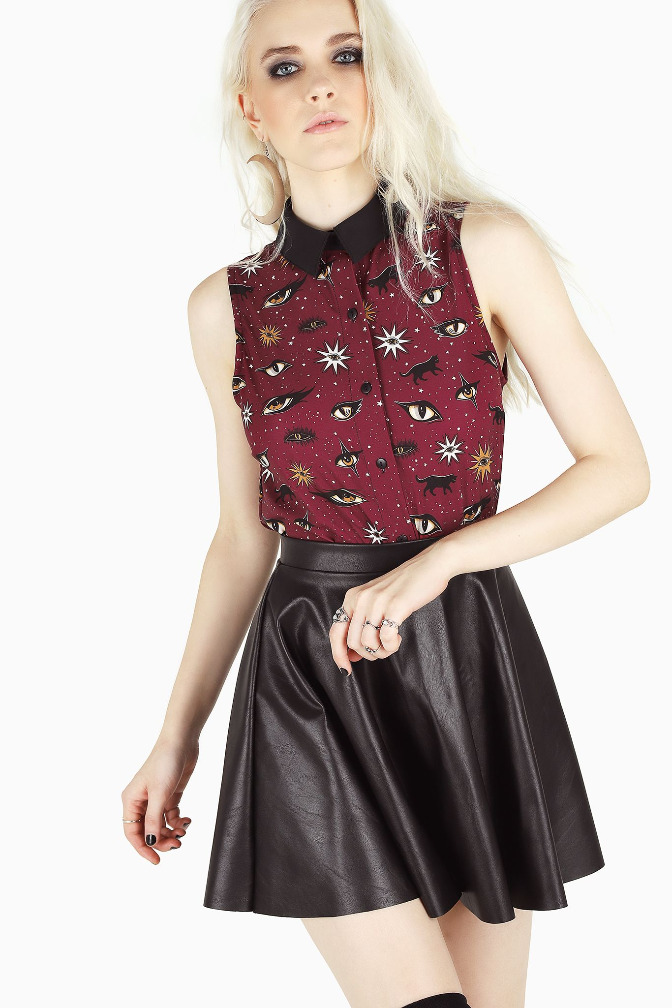 Cat's Eye Business Time Shirt LIMITED (80AUD) by