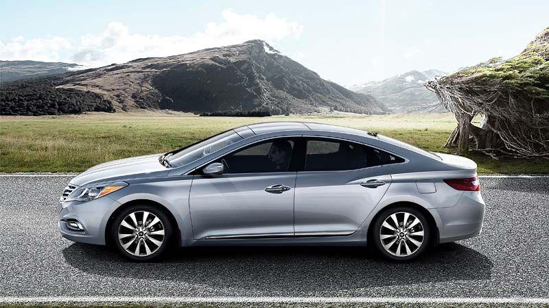 Pin on Hyundai Azera