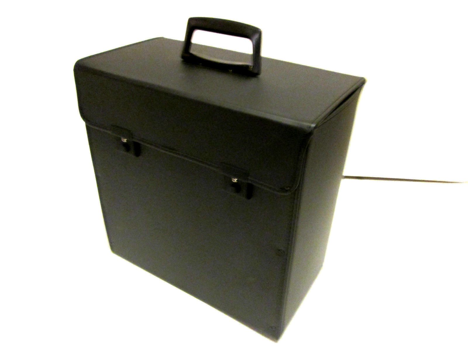 12 Vinyl New Record Storage Box Case For Lp S Brand New Lockable 2 Keys Ebay Record Storage Box Vinyl Record Storage Record Storage