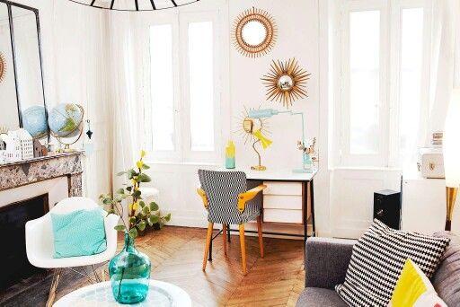 Chez margot par wird studio interior decoration home clermont