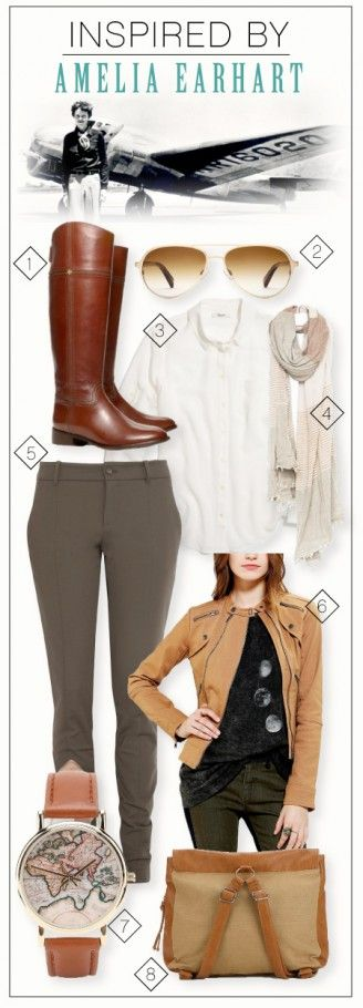 Autumn Reeser Theme: Inspired By: Amelia Earhart