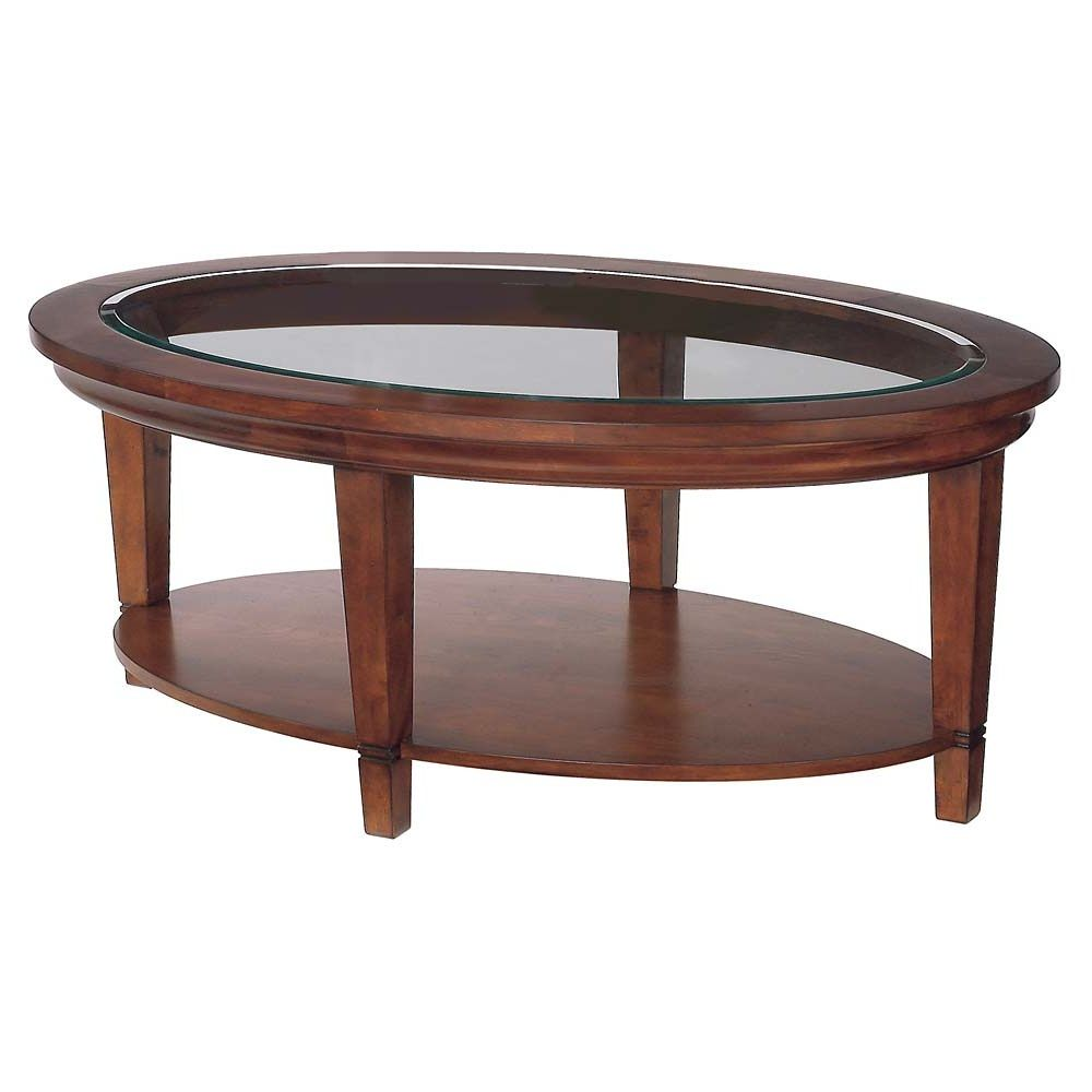 Cherry Wood Coffee Table With Glass Top Download Image Of Oval Modern Wood Coffee Table 9 T Mebel [ 1000 x 1000 Pixel ]
