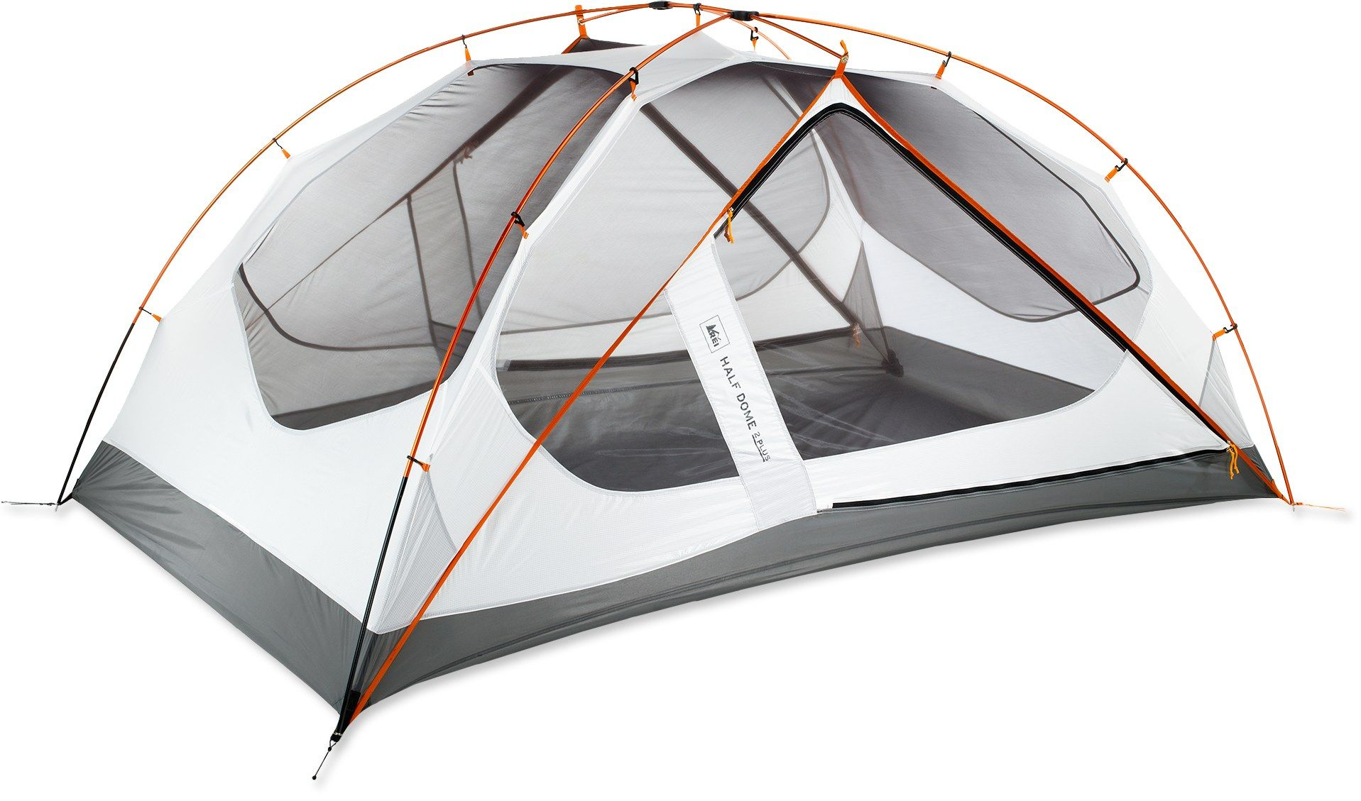 REI Half Dome 2 Plus. My current backpacking tent. Its far from ultralight but its been a great tent.  sc 1 st  Pinterest & GOLDEN APRICOT/PLATINUM REI Half Dome 2 Plus Tent 4 (112) Item ...