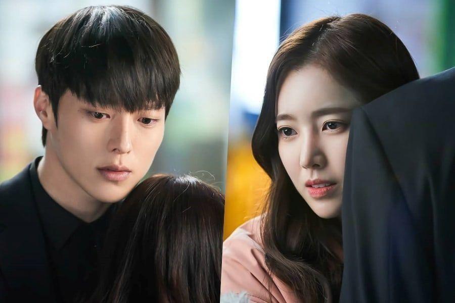 """Jang Ki Yong And Jin Se Yeon Share A Warm Embrace In """"Born Again"""""""