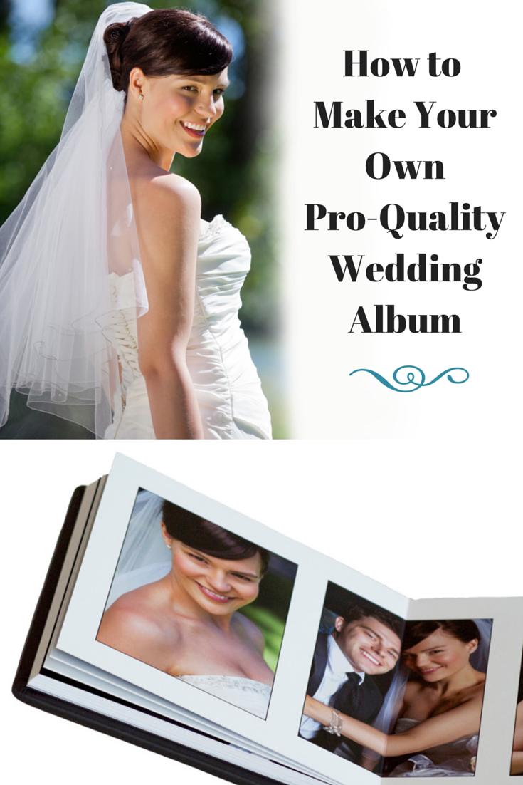 Make Your Own Wedding Album And Save Free Wedding Album Templates
