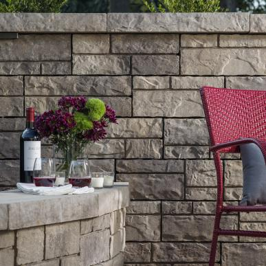 Colors Of Concrete And Concrete Blend Pavers Walls Google Search In 2020 Retaining Wall Outdoor Decor Wall Systems