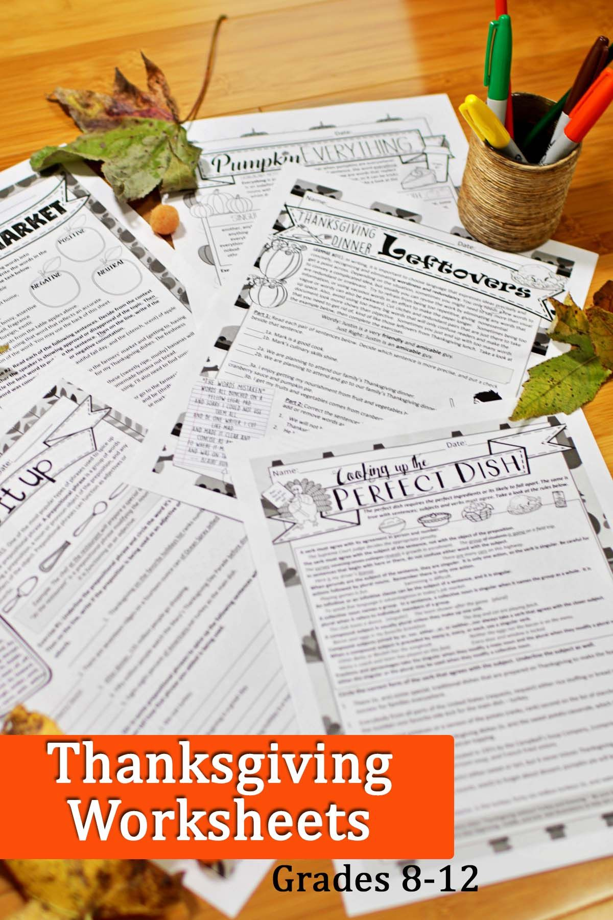 11+ Thanksgiving crafts for middle schoolers ideas in 2021