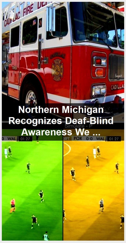 Northern Michigan Recognizes Deaf-Blind Awareness Week - Northern Michigan's New...#awareness #deafblind #michigan #michigans #northern #recognizes #week