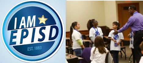 Ambassador Program Training Underway in EPISD; Students Welcome Military-Connected Students