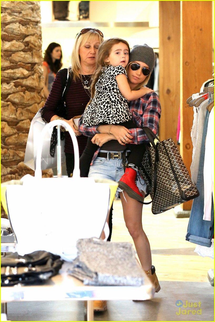 Ashley Tisdale: Shopping with Mikayla!   ashley tisdale ...