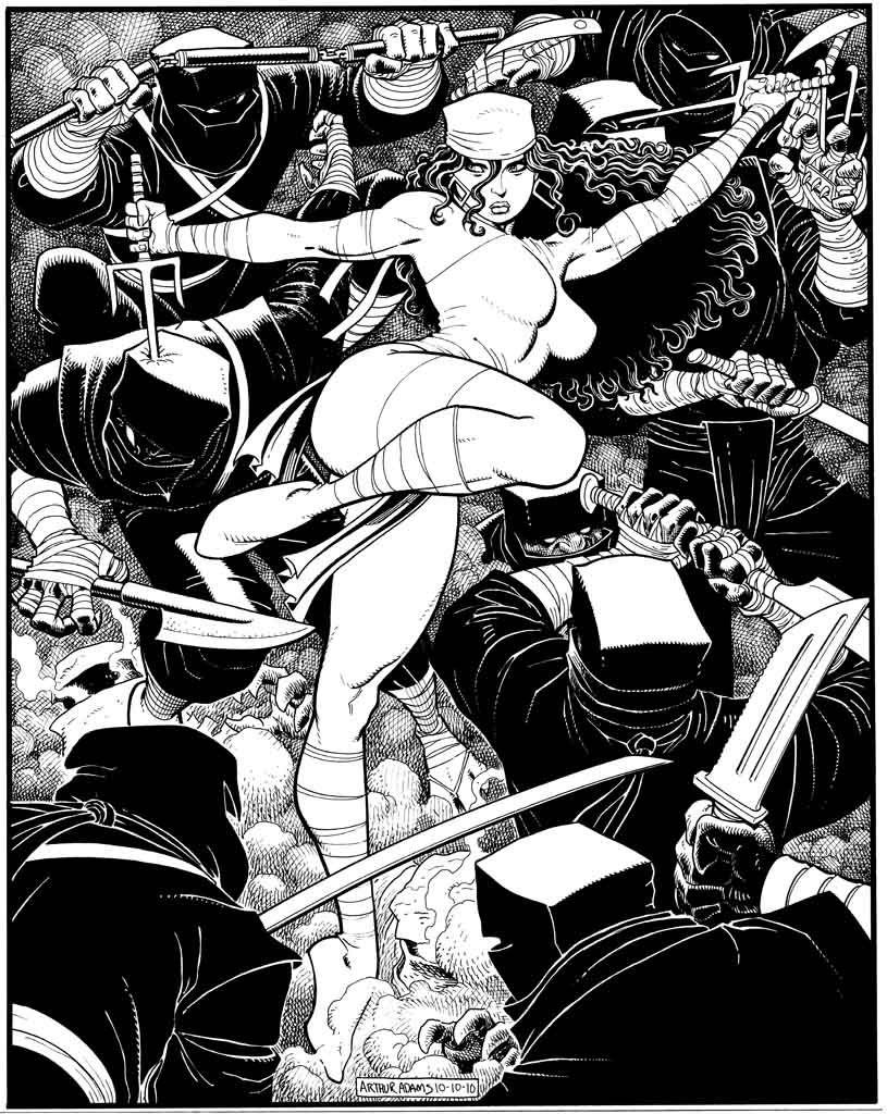 Elektra ...