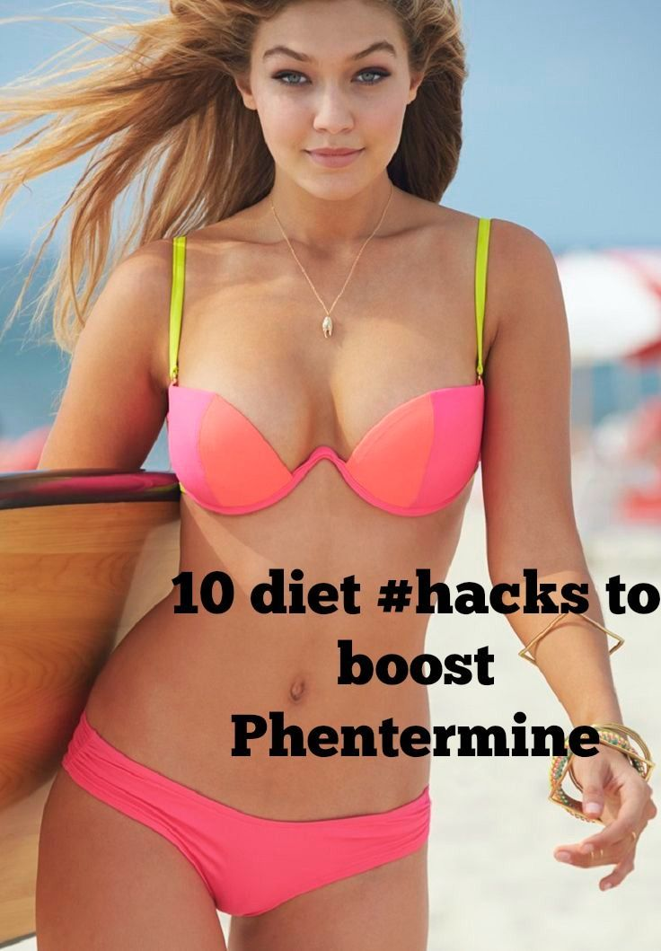 how can i lose more weight on phentermine