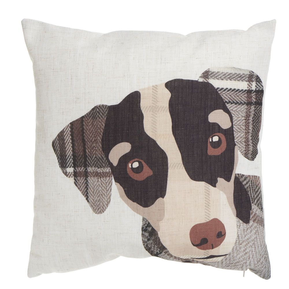 Wilko Dog Cushion 43x43cm | custions | Pinterest | Applikationen ...