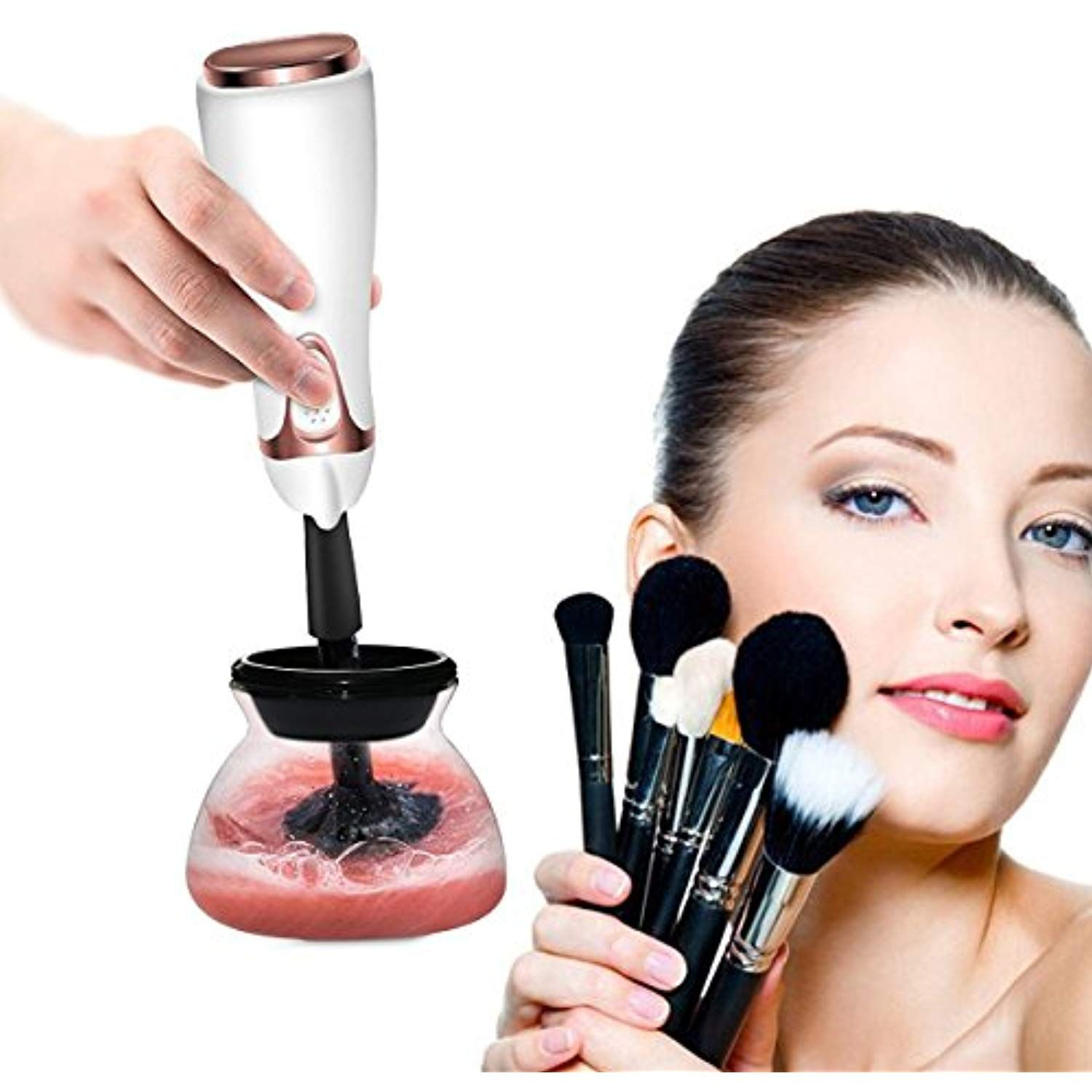 Makeup Brush Cleaner, iFanze Professional Makeup Brush