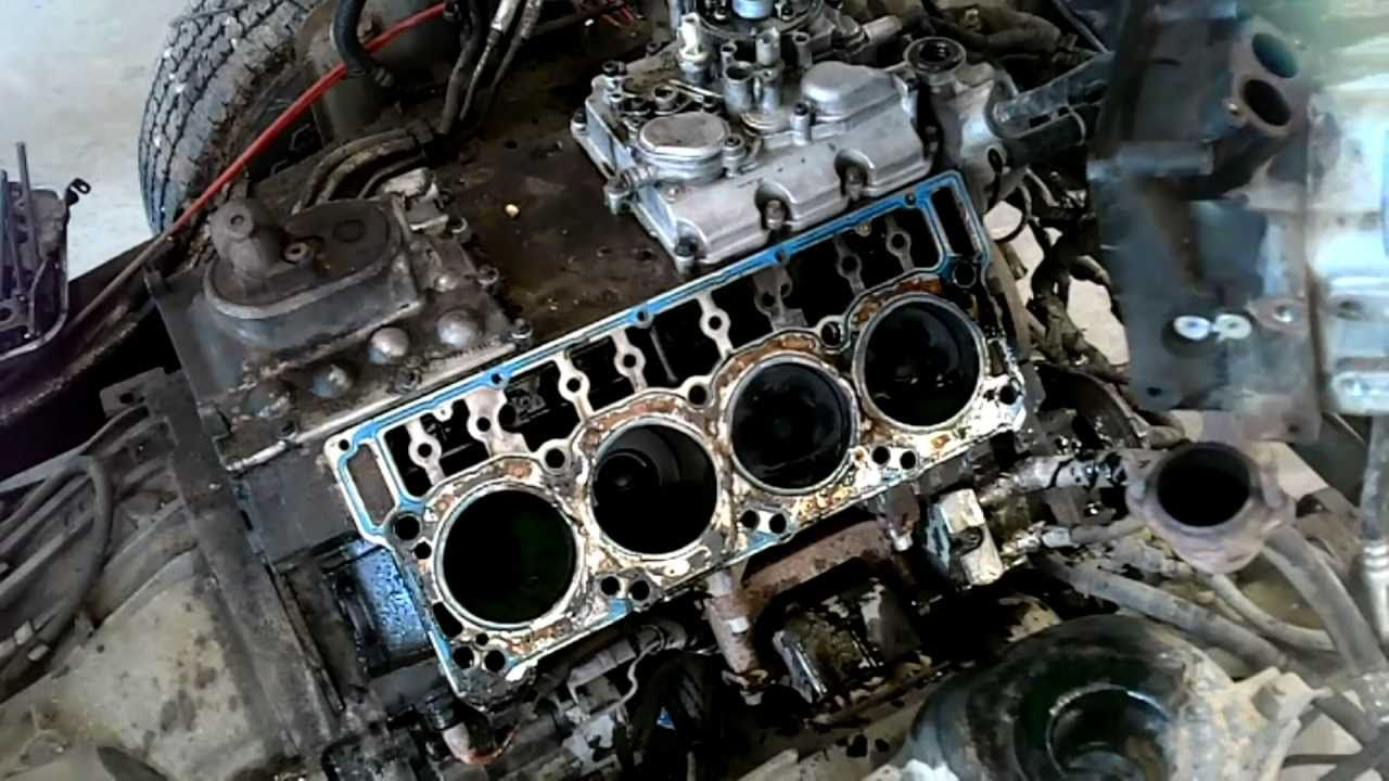 60 liter ford powerstroke cab removal head removal we the engine fandeluxe Gallery