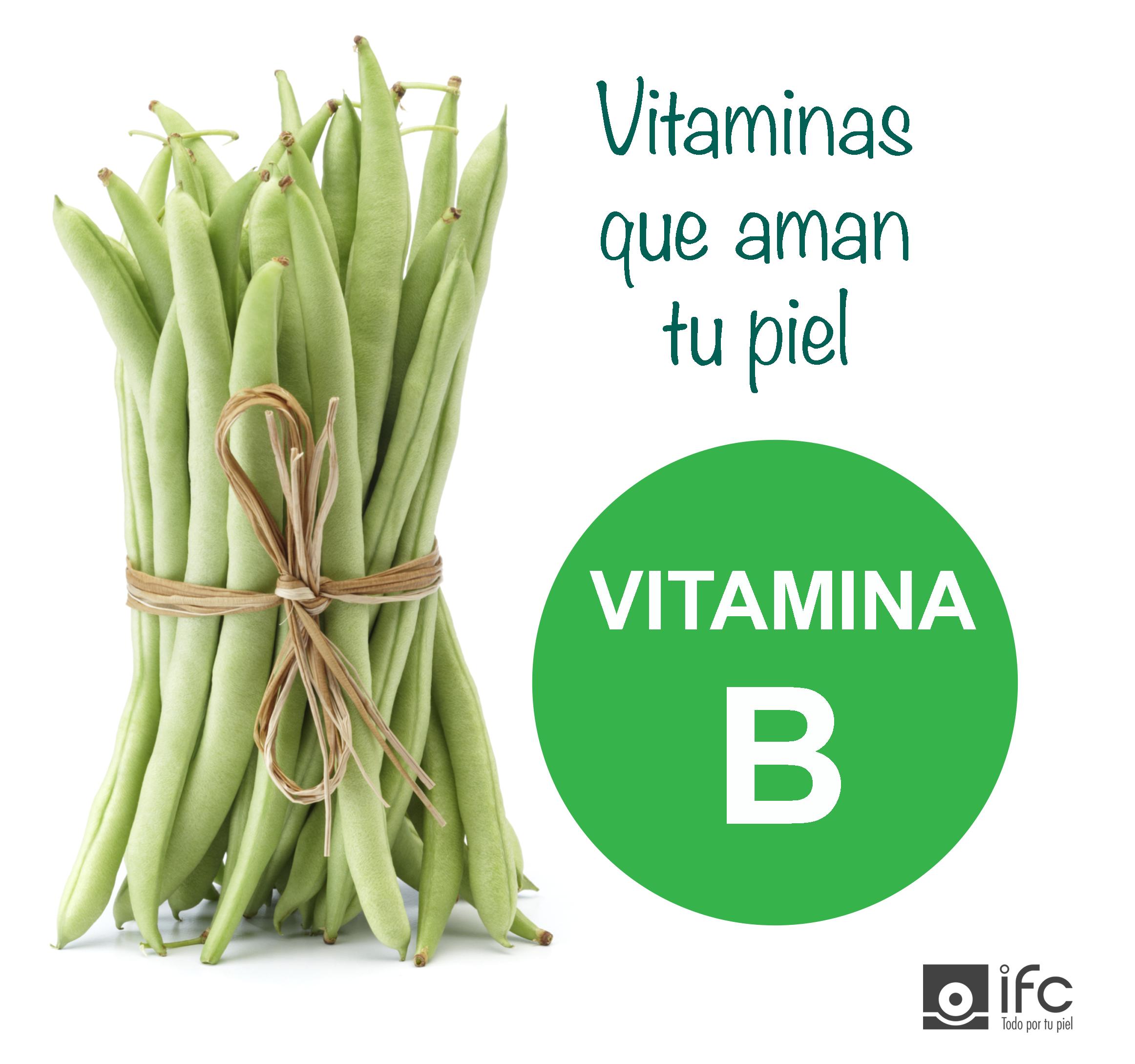 Algunos de los beneficios de la vitamina B: ayudan al proceso de ...
