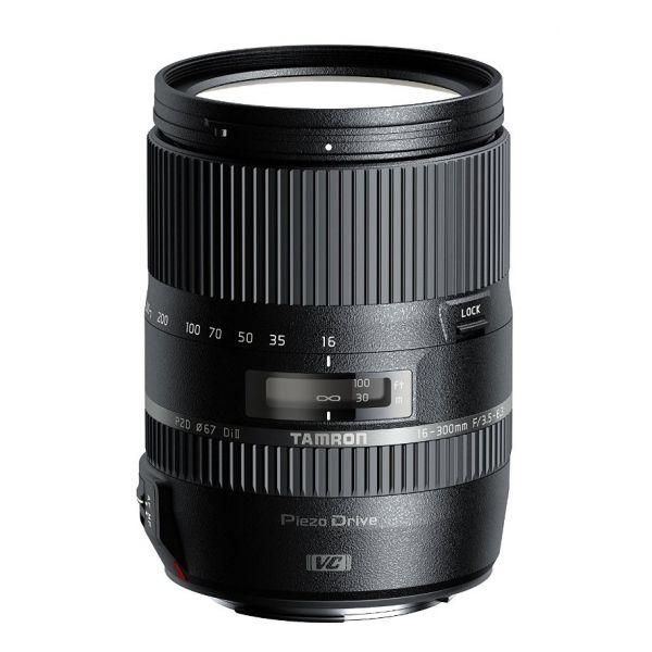 Tamron 16 300 Mm F3 5 6 3 Di Ii Pzd Macro Objektiv Sony Fenykepezogepekhez Nikon Macro Lens Macro Lens Canon Macro Lens