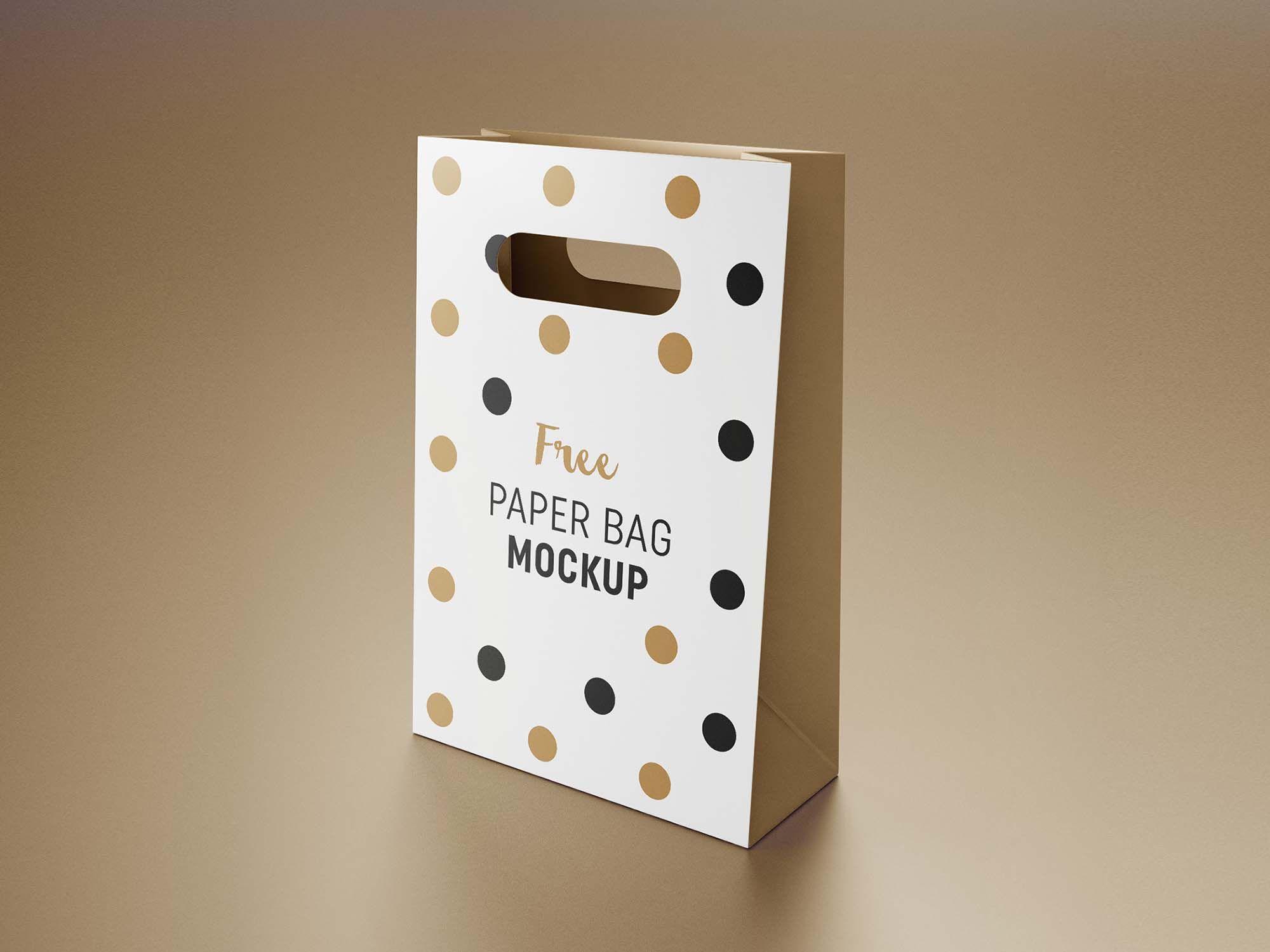 Download Eco Friendly Gift Bag Mockup Psd Bag Mockup Eco Friendly Gift Bags Branding Design Packaging
