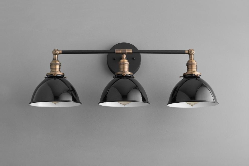 Photo of Vanity Light Fixture – Rustic Light Fixture – Bathroom Vanity – Bathroom Light – Industrial Lighting – Farmhouse Lighting – Model No. 7558