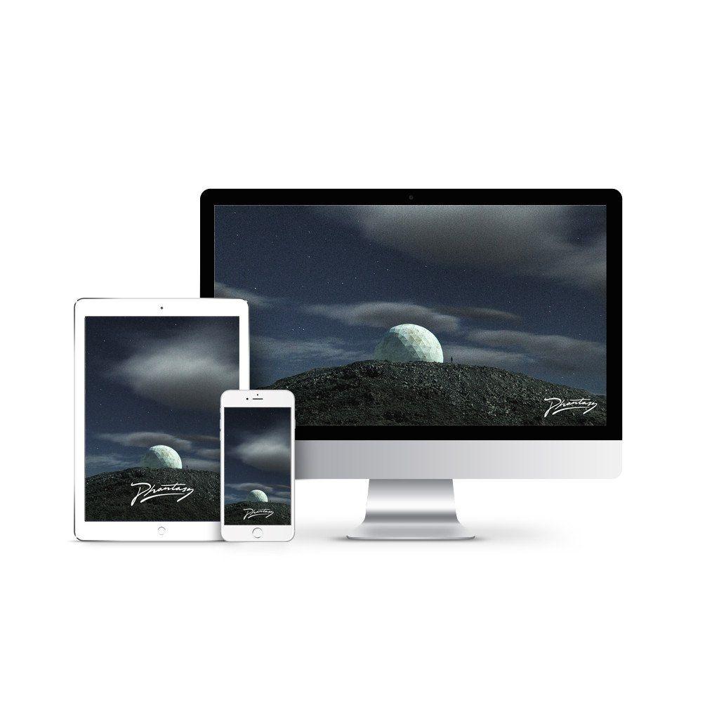 Kamera 'Ventoux' Screen Saver Screen